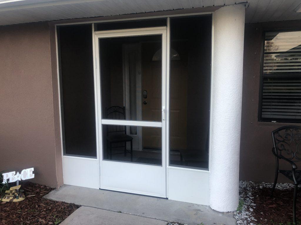 Benefits of a Screen Door Installation