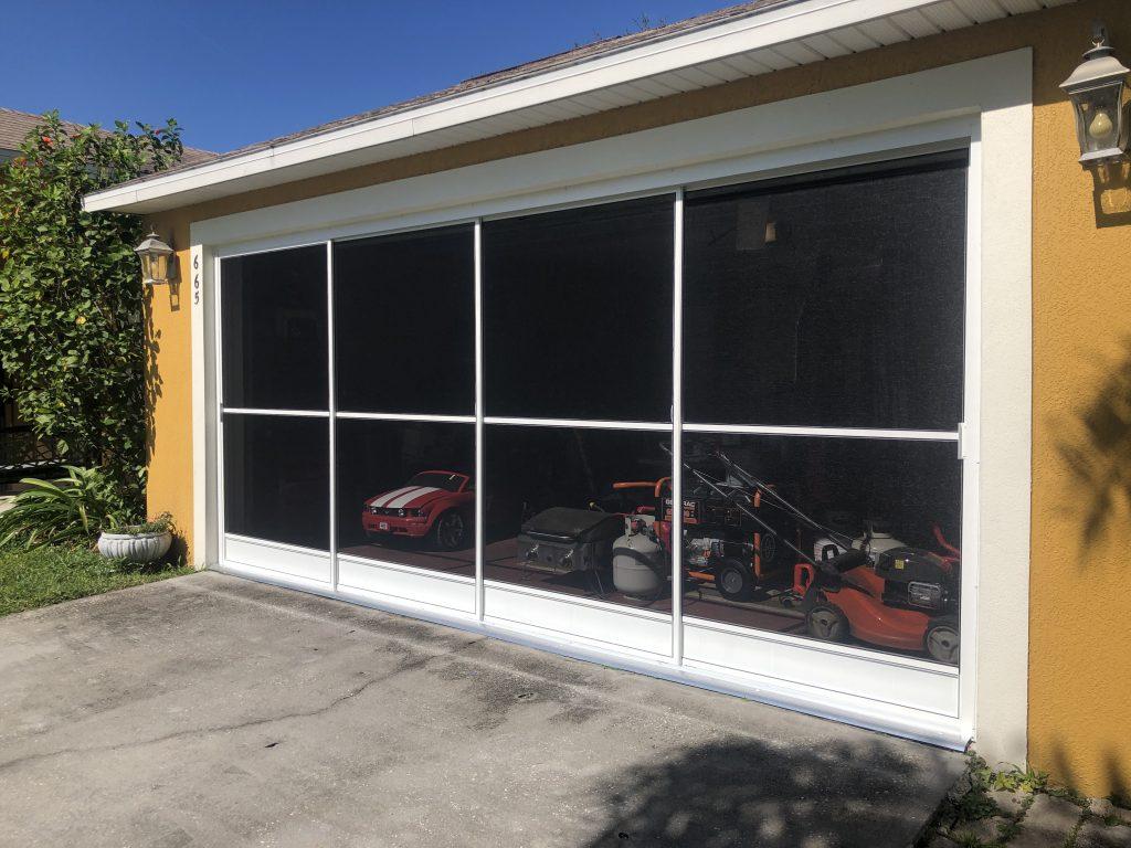 Benefits of Garage Door Screen Installations