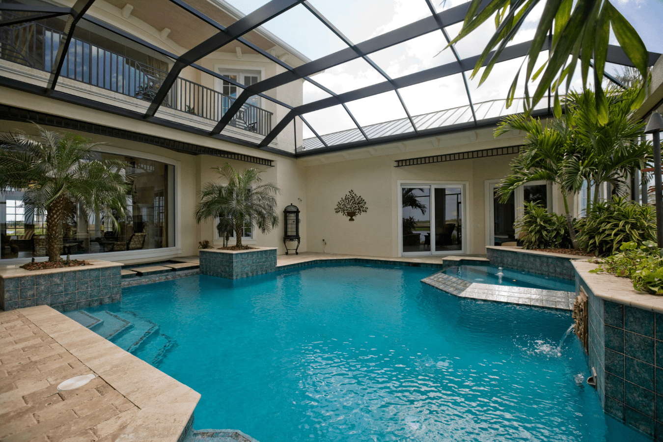 7 Ways To Make Your Pool Enclosure Area Even More Beautiful